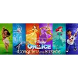 Disney On Ice - Conquista Tus Sueños - Jueves 18/7/2019