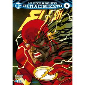 Cómic, Dc, Flash #6. Ovni Press