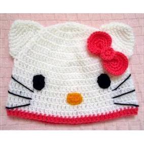Touca De Croche Infantil Personagens - Acessórios da Moda no Mercado ... 343db16df30