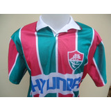 Camisa Fluminense 1995 Hyunday Rara
