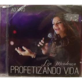 Cd Léa Mendonça - Profetizando Vida [original]
