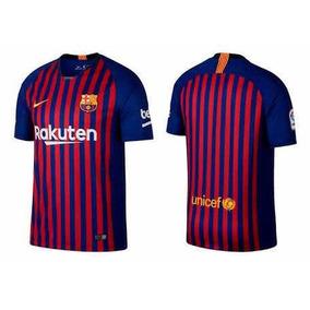 Camiseta Do Barcelona 2018 Infantil - Camisetas e Blusas no Mercado ... 46051a173a1d3