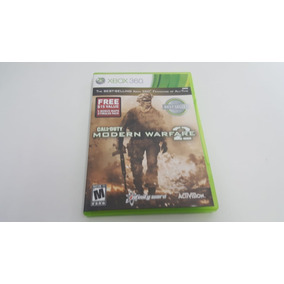 Call Of Duty Modern Warfare 2 - Xbox 360 - Original - Usado