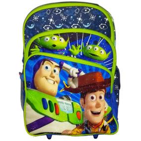Mochila Escolar Infantil Toy Story Tamanho Grande