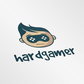 Logomarca - Logotipo - Logo - Arte - Marca Gamer Youtuber