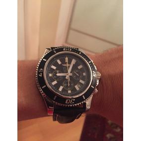 b2b9cce9e57 Breitling Superocean Chronograph Ii Pro Diver Automatico - Relógios ...