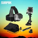 Sunpak Kit 6 Accesorios Gopro & Camara Accion - Inteldeals