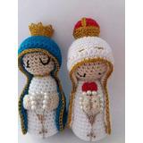 Recordatorios Para Primera Comunión Y Bautizó - Crochet