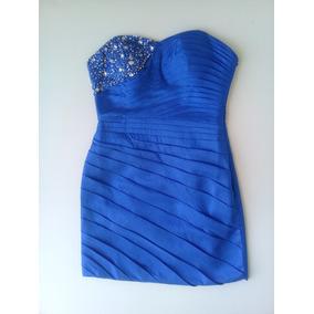 548f315e6 Vestido Fiesta Azul Francia - Vestidos de Fiesta de Mujer en Córdoba ...