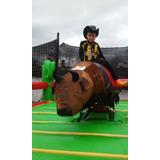 Toro Mecanico /las Piedras/la Paz/progreso
