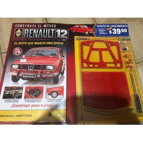 Místico Renault 12 Para Armar Fascículo Uno