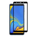 Vidrio Templado Completo 5d Para Samsung A7 2018