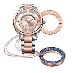 Relogio Technos Feminino Signature - Relógios De Pulso no Mercado ... 33dba15235