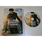 Dvd - Millenium - A Garota Na Teia De Aranha (2018)