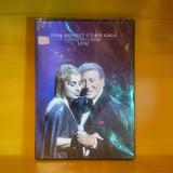 Lady Gaga & Tony Bennett Cheek To Cheek Live Dvd Original