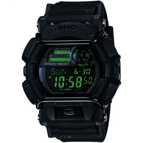 Relogio Casio G-shock Gd-400mb-1dr Military Black