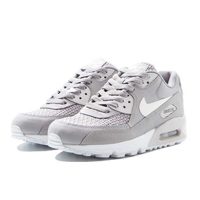 san francisco 03c3a a3c9c Nike Air Max 90 Se Atmosphere Grey White- Mujer