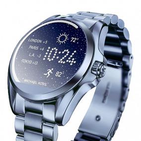 17362f86cb67f Relogio Michael Kors Navy Blue - Relógios De Pulso no Mercado Livre ...