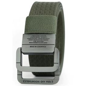 Cinturon Estilo Militar Tactico Unisex
