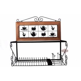 Armario Paneleiro De Cozinha- Rústico- Oferta-envio Já