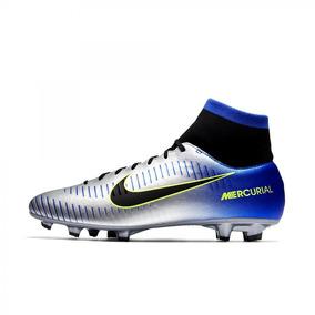 Chuteira Nike Mercurial - Chuteiras Nike para Adultos Prateado no ... e2dcd04bffb16