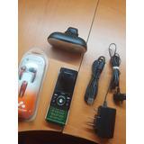 Sony Ericsson S500 Negro !!!excelente !!!