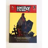 Cómic, Dark Horse, Hellboy: El Ataúd Encadenado. Ovni Press