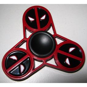 Mini Fidger Spinner Metalico Marvel Deadpool Great Eastern