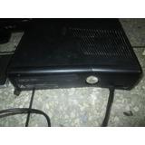 Xbox 360 Slim + Controles + 320gb Full Juegos + Chip Rhg