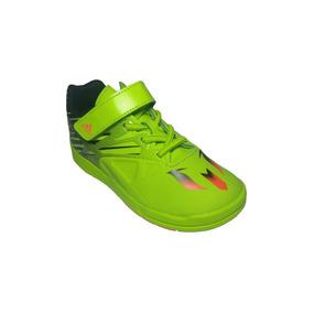 520d4b0c Botines Adidas F5 Messi - Botines Adidas Verde claro en Mercado ...