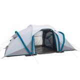 Barraca De Camping Air Seconds F4.2 Xl Fresh&black 4 Pessoas