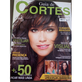 Guia De Cortes De Cabelo - Fernanda Vasconcellos