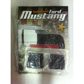 Col. Ford Mustang Shelby Gt 500 #12