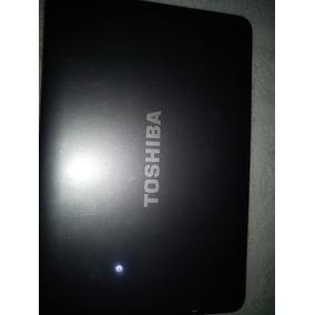 Vendo Laptop Toshiba En Buen Estado Único Detalle En Descrip