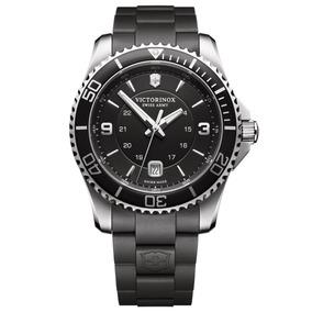 Relógio Victorinox Maverick Large Pr Swiss Army 241698 C/ Nf