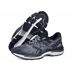 Tênis Asics Caminhada Academia Corrida Cross Fit Nimbus 19 0706b22b3c61f
