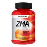 Zma Maxx 600mg Maxinutri Estímulo De Testosterona 120 Cáps