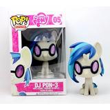 Funko Pop Dj Pon-3 My Little Pony - Minijuegosnet
