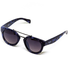 Óculos Triton Yd1531 - Azul C  Preto -acetato- 12x Sem Juros 752bc09091