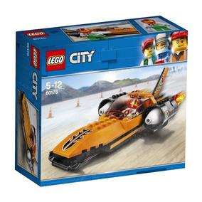 Lego City - Batedor De Recordes De Velocidade