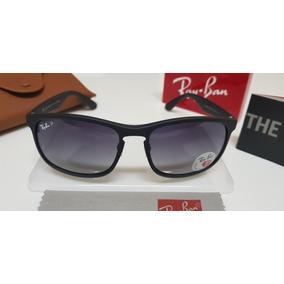 Ray Ban Justin Tamanho 58 Preto - Óculos De Sol no Mercado Livre Brasil 2b4f560287