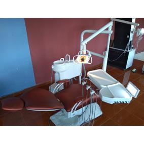 Unidad Dental Electrica Sillon Escupidera Lampara Modulo
