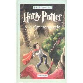 Harry Potter Y La Cámara Secreta 2 - J.k. Rowling