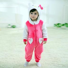Kigurumi Pijama Bebe Plush Hello Kitty Importado Usa