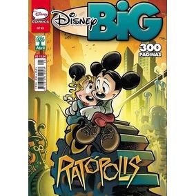Big Gibi Almanaque Ratópolis 300 Páginas N°45- Disney
