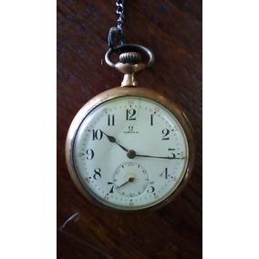 50ce158df78 Relogio Omega Bolso Antigo - Relógios no Mercado Livre Brasil