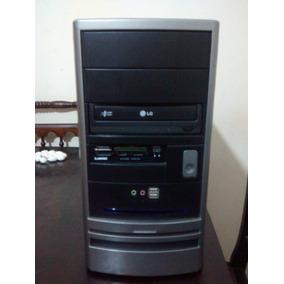 Desktop 2.6ghz Dual Core E5300, 4 Gb Mem, 160 Gb De Hd Win10