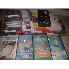 Fita Cassete Filmes Antigos