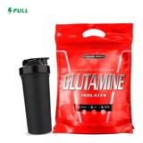 Glutamine Isolates 1kg + Coqueteleira - Integralmédica