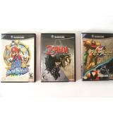Juegos De Gamecube, Wii, Wii U (zelda, Pokemon, Smash Y Más)